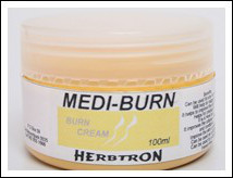 medi-burn-cream