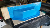 Fibreglass Moulds