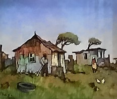 conrad-theys--houses-pastel
