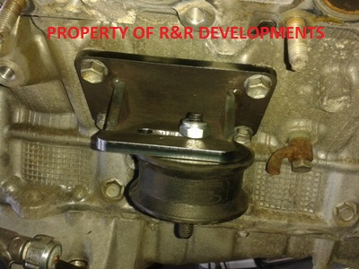 Lexus V8 Engine Mounting Kit (custom) | Engine Conversions